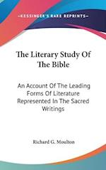 The Literary Study Of The Bible