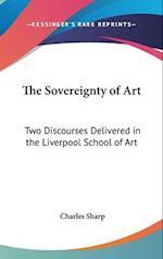 The Sovereignty of Art af Charles Sharp