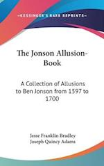 The Jonson Allusion-Book af Joseph Quincy Adams, Jesse Franklin Bradley