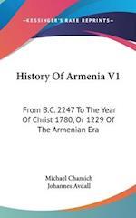 History of Armenia V1