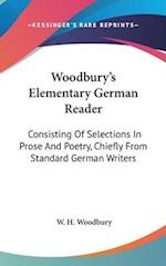 Woodbury's Elementary German Reader af W. H. Woodbury