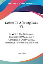 Letters to a Young Lady V1