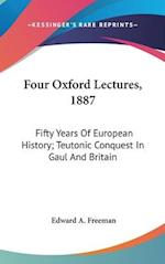 Four Oxford Lectures, 1887