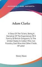 Adam Clarke af Henry Mann