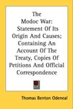 The Modoc War af Thomas Benton Odeneal
