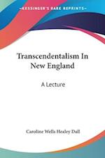 Transcendentalism in New England