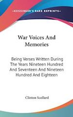 War Voices and Memories
