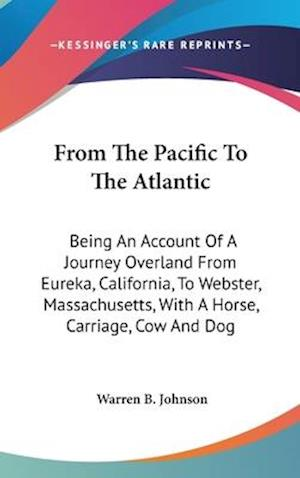 From the Pacific to the Atlantic