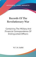 Records of the Revolutionary War