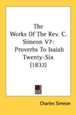 The Works of the REV. C. Simeon V7