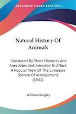 Natural History of Animals