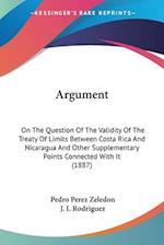 Argument af Pedro Perez Zeledon