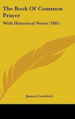 The Book of Common Prayer af James Cornford