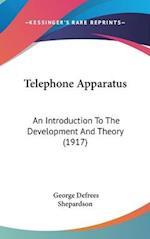 Telephone Apparatus af George Defrees Shepardson