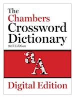 Chambers Crossword Dictionary, 3rd edition (Chambers Crosswords)