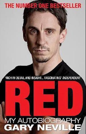 Bog paperback Red: My Autobiography af Gary Neville