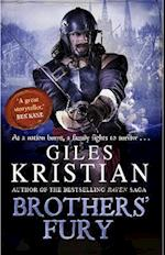 Brothers' Fury af Giles Kristian