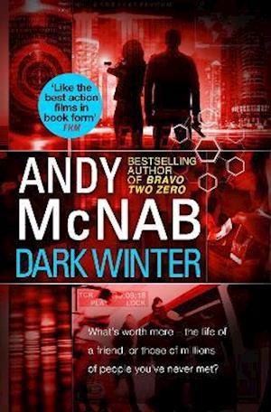 Bog, paperback Dark Winter af Andy McNab