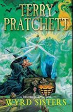 Wyrd Sisters af Terry Pratchett