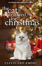The Cat Who Stayed For Christmas