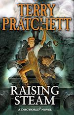 Raising Steam af Terry Pratchett