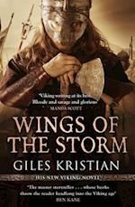 Wings of the Storm af Giles Kristian