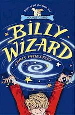 Billy Wizard af Chris Priestley