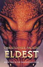 Eldest af Christopher Paolini