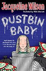 Dustbin Baby af Jacqueline Wilson, Nick Sharratt