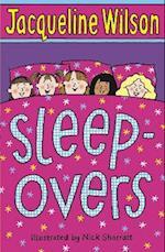 Sleepovers af Nick Sharratt, Jacqueline Wilson