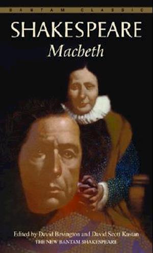 Bog paperback Macbeth af William Shakespeare
