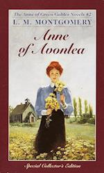 Anne of Avonlea af L M Montgomery