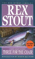 Three for the Chair af Rex Stout, Sharyn McCrumb