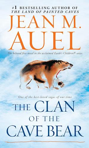 Bog paperback The Clan of the Cave Bear af Jean M Auel