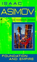 Foundation and Empire af Isaac Asimov