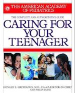 American Academy of Pediatrics Caring for Your Teenager af Philip Bashe, Donald E. Greydanus