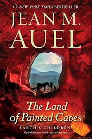 Bog paperback The Land of Painted Caves af Jean M Auel