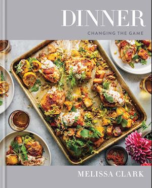 Bog, hardback Dinner af Melissa Clark