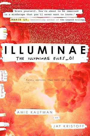 Bog, hardback Illuminae af Amie Kaufman