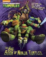 The Big Book of Ninja Turtles af Golden Books Publishing Company