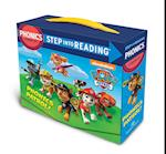 Paw Patrol Phonics Box Set af Jennifer Liberts