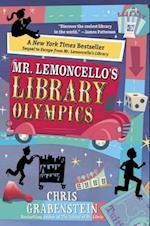 Mr. Lemoncello's Library Olympics (Mr Lemoncellos Library)