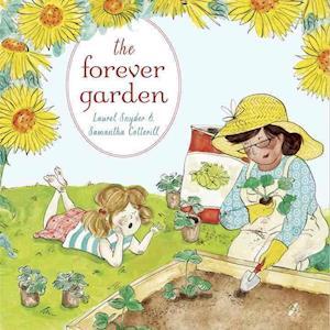 Bog, hardback The Forever Garden af Laurel Snyder