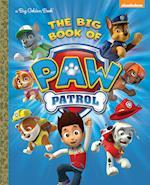 The Big Book of Paw Patrol (Big Golden Book)