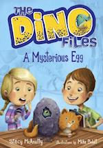 Dino Files #1: A Mysterious Egg af Stacy Mcanulty