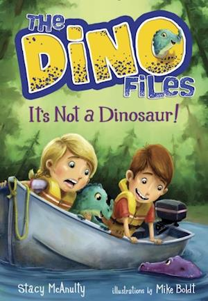 Dino Files #3: It's Not a Dinosaur! af Stacy Mcanulty