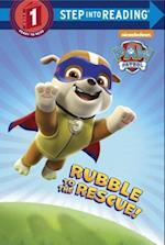 Rubble to the Rescue! (Step Into Reading. Step 1)