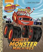 Mighty Monster Machines af Golden Books Publishing Company