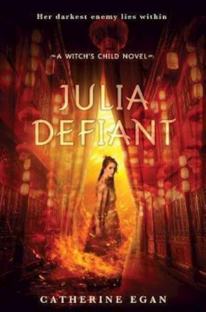 Bog, hardback Julia Defiant af Catherine Egan