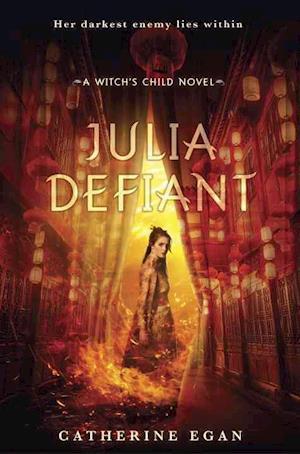 Bog, ukendt format Julia Defiant af Catherine Egan